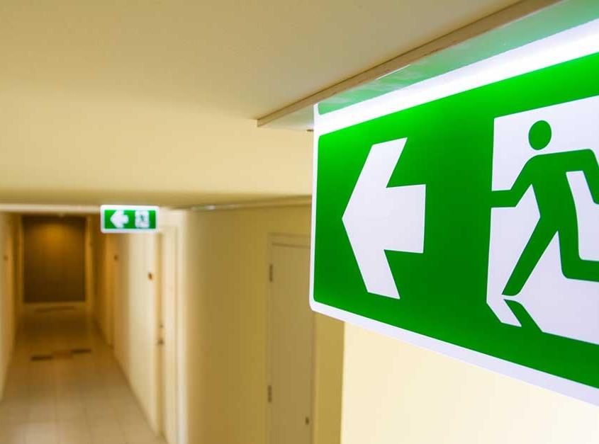 Emergency lighting Maintenance & Servicing