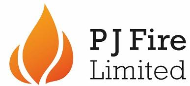 PJ Fire Limited New Logo