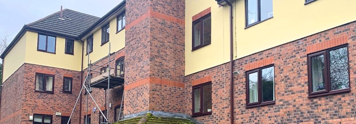 Fire Alarm System upgrade at Residential Home