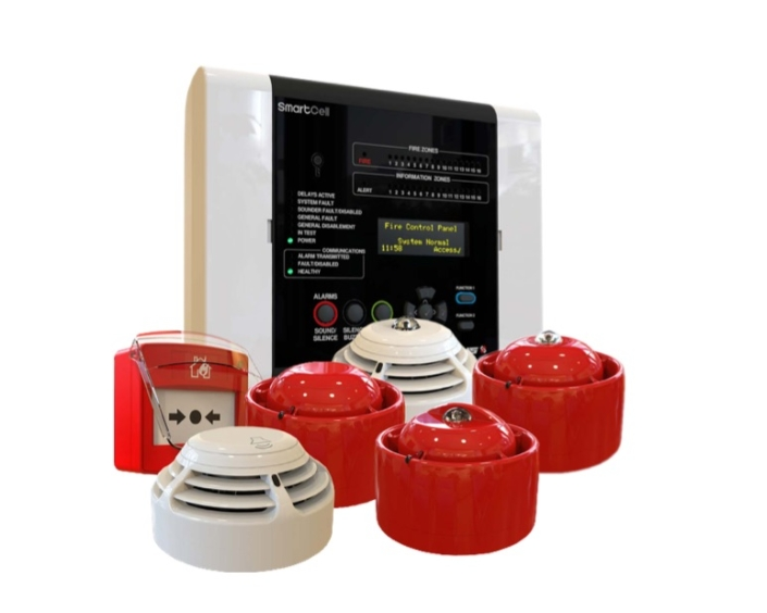 EMS Smartcell Wireless Fire System