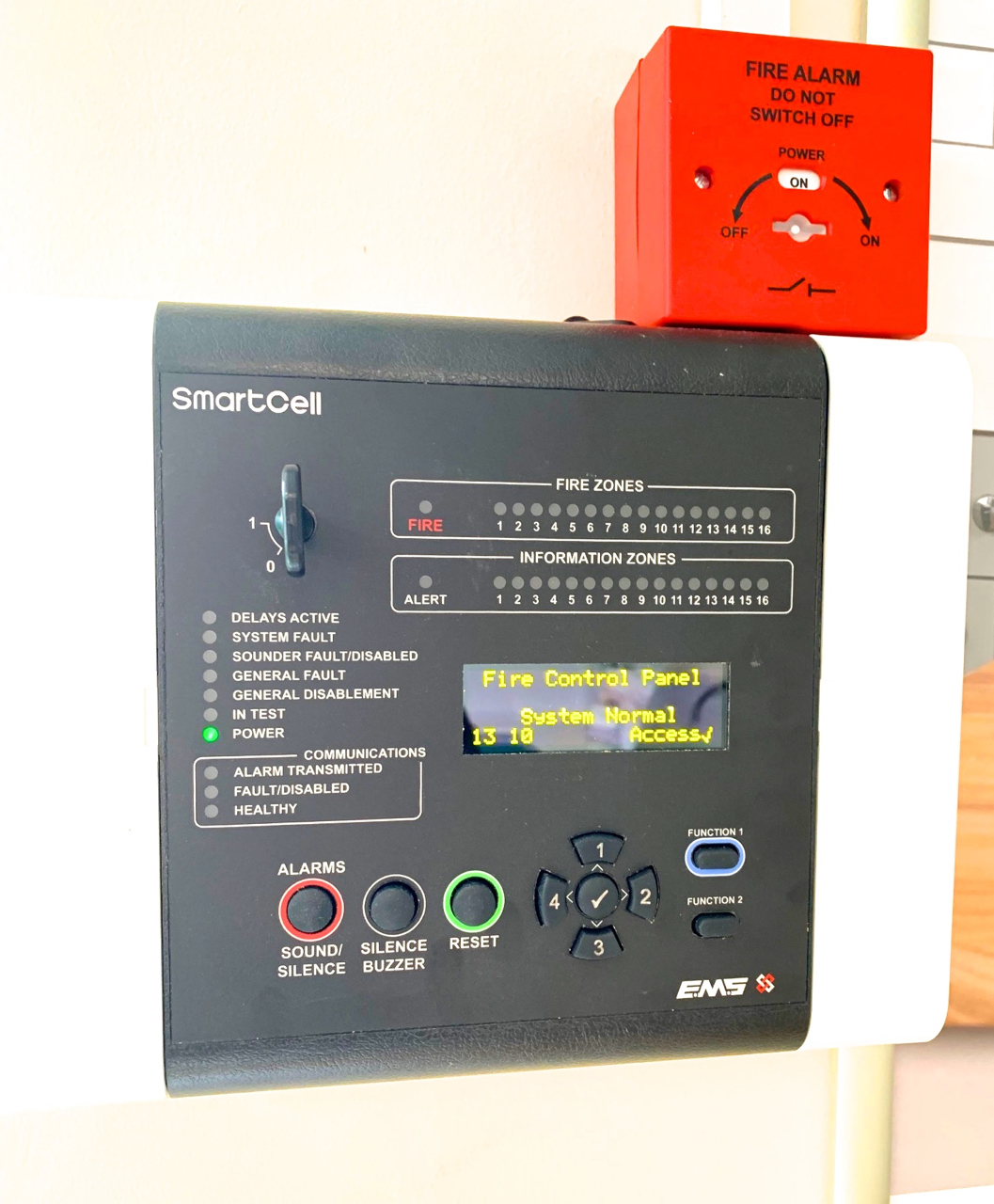 EMS SmartCell Wireless Fire Detection System  A Brilliant Fire System for Quick Installation on a Budget